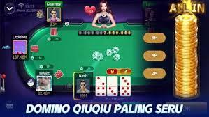 Perbedaan Bermain Domino Qiu Qiu Jaman Dahulu Dan Sekarang